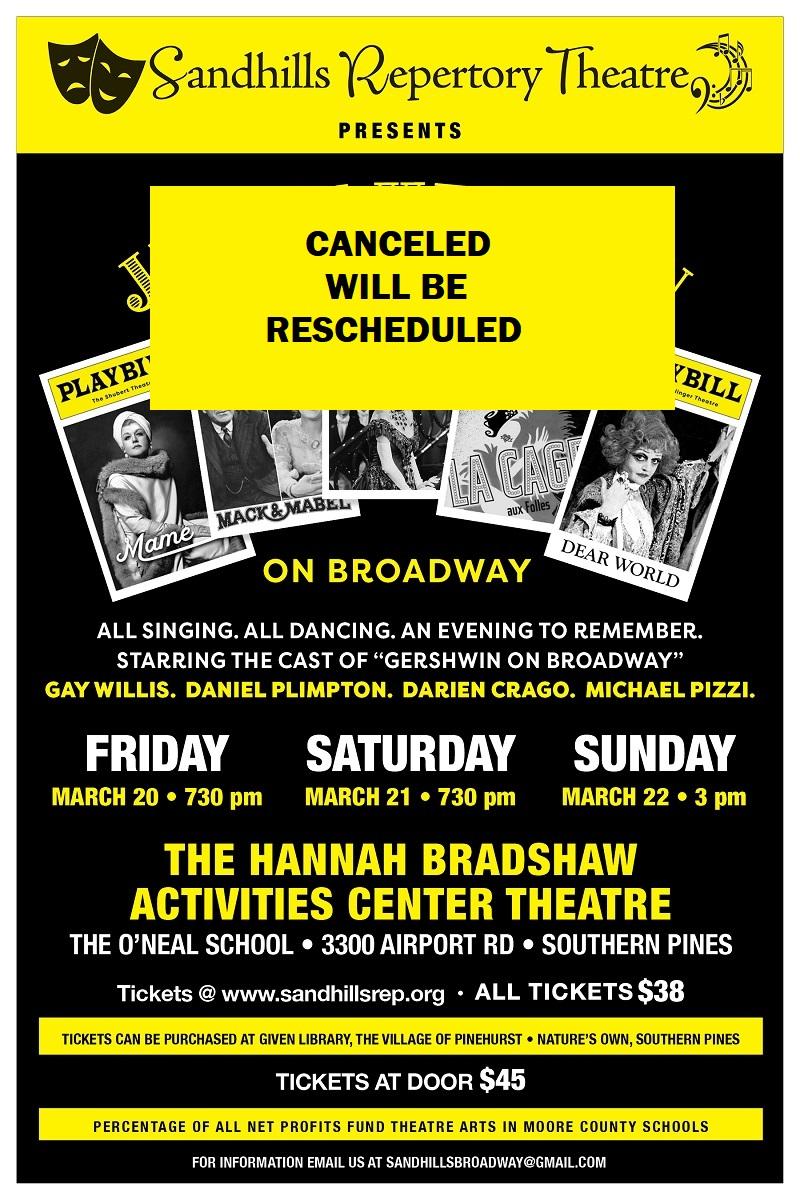 Jerry Herman Canceled