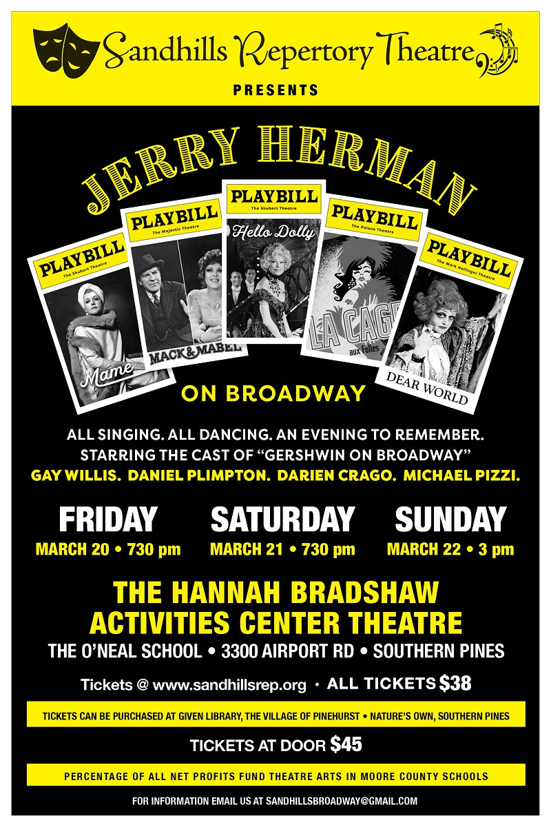 Jerry Herman On Broadway